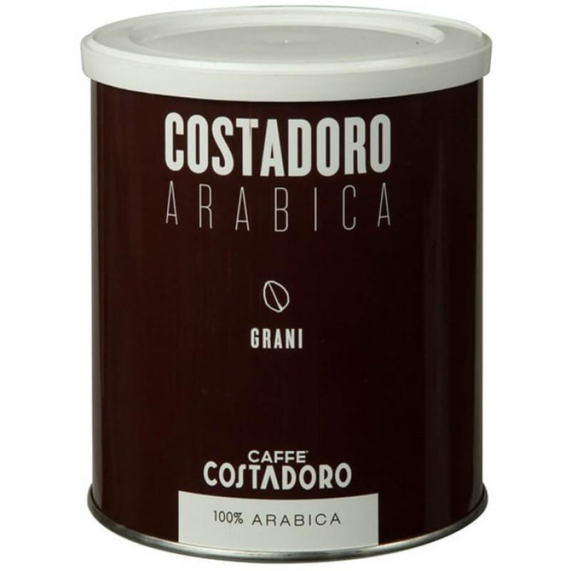 Кофе в зернах Costadoro Arabica Grani 250 гр (Арабика 100%, Италия)