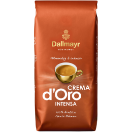 Dallmayr Crema d'Oro Intensa 1 кг (Арабика 100%, Германия)