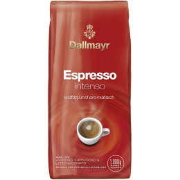 Dallmayr Espresso Intenso 1 кг (Арабика 55%, Германия)