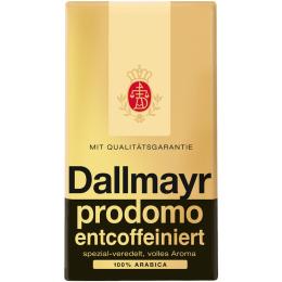 Dallmayr Prodomo Entcoffeiniert 500 гр (Арабика 100%, Германия)