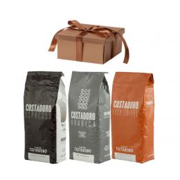 Costadoro 3-х разных сортов, 3 кг