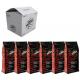 Vergnano Espresso Ricco 700 коробка 6 шт., 6 кг (Арабика 70%)