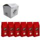 Vergnano Espresso Bar коробка 6 шт., 6 кг (Арабика 70%, Италия)